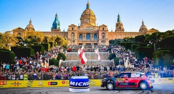Sebastien Loeb vince il Rally di Spagna 2018