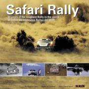 Il libro di McKlein sul Safari Rally