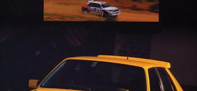 La copertina del libro Lancia Delta HF Integrale.