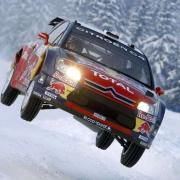 Da come si può ben notare, i rally sono uno sport 'acrobatico'