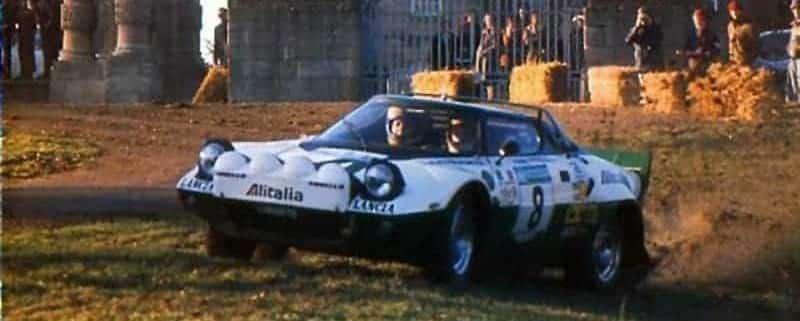 Lancia Stratos, la regina dei rally