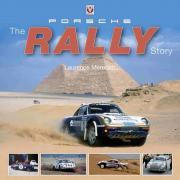 La copertina di Porsche The Rally Story