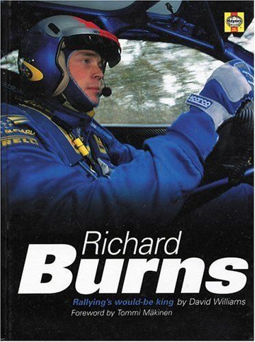 Richard Burns - di David Williams