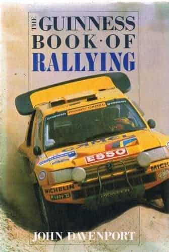 The Guinness Book of Rallying, di John Davenport