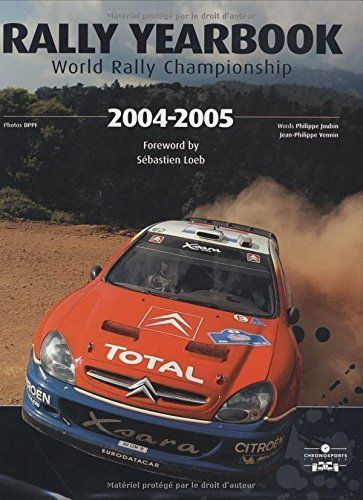 Rally Yearbook 2006, di Philippe Joubin e Jean-Philippe Vennin