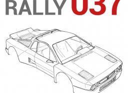 Lancia Rally: nome in codice 037