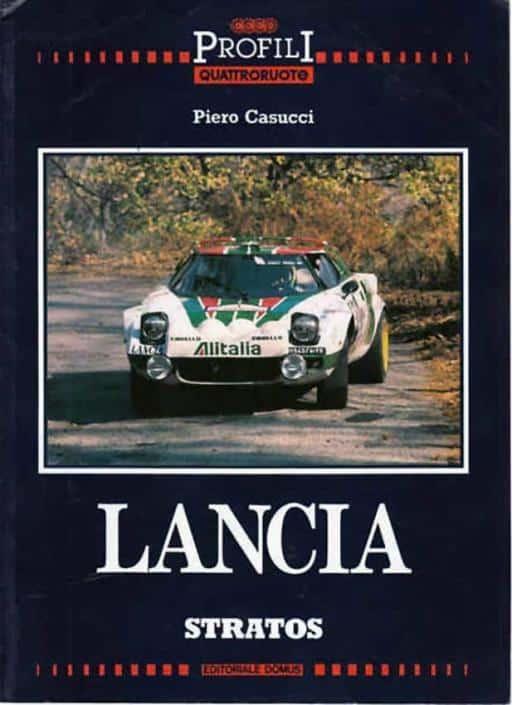 La copertina del libro di Piero Casucci