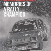 Chris Sclater, memorie di un campione di rally