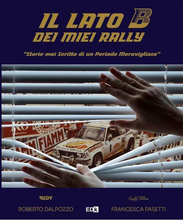 La copertina del libro di Lady Fulvia e Rudy Dalpozzo