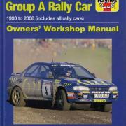 Subaru Impreza Group A Rally Car