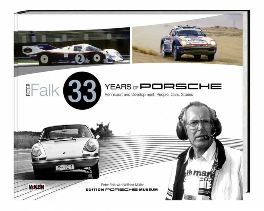 Peter Falk: vi racconto i miei 33 anni di Porsche