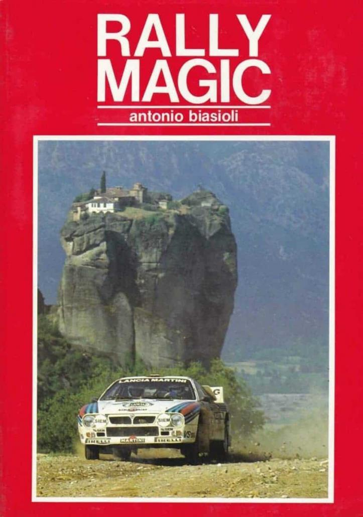 Rally Magic, di Antonio Biasioli