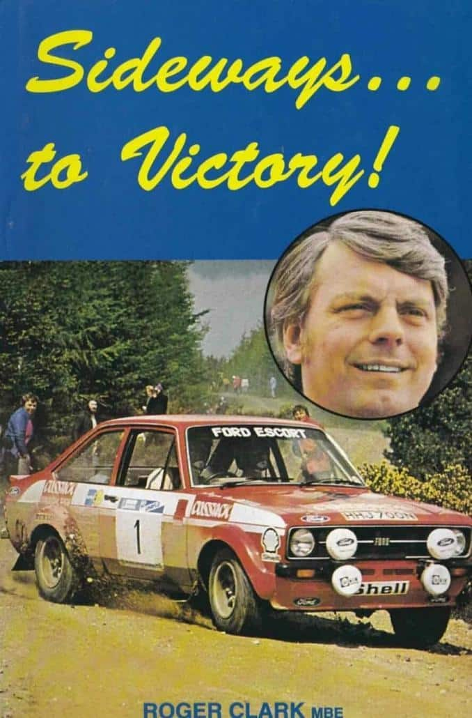 Sideways to Victory, di Roger Clark