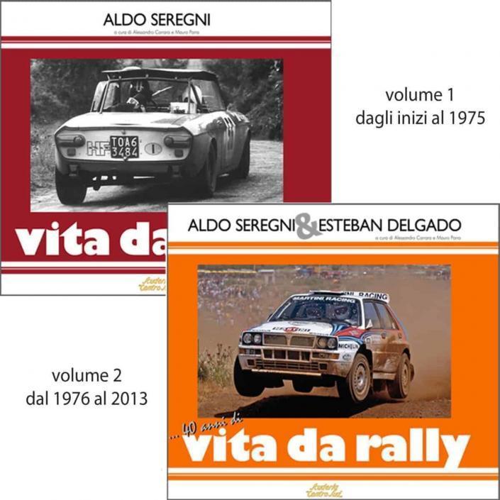 Vita da Rally da Seregni a Delgado