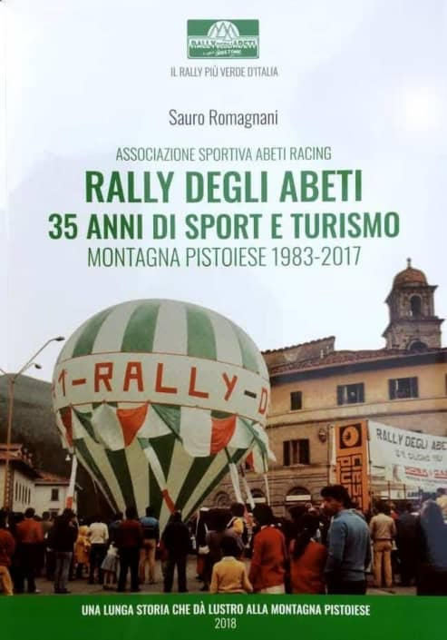 Rally degli Abeti: 35 anni di sport e turismo
