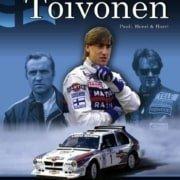 La copertina del libro Toivonen Finland's Fastest Family