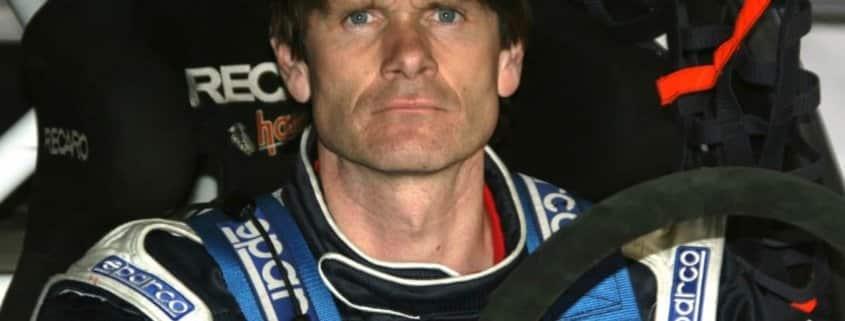 Marcus Gronholm è due volte campione del mondo rally
