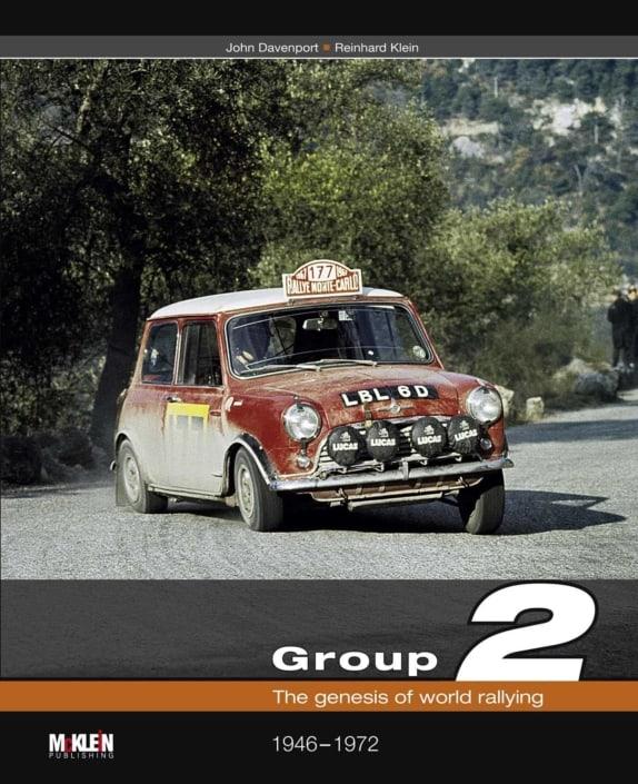 Gruppo 2: La genesi del rallysmo mondiale.
