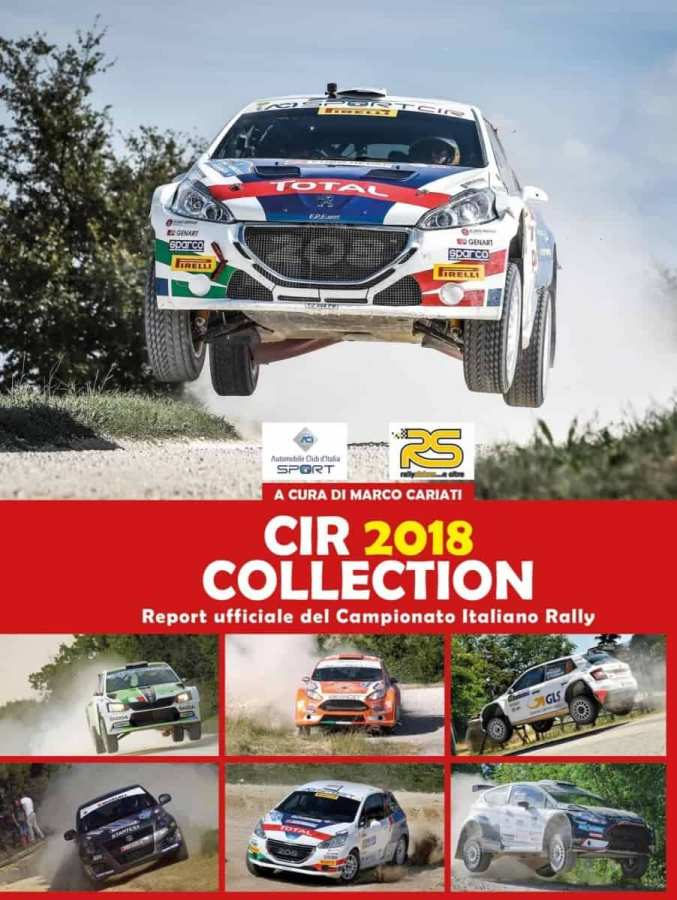 La copertina di Cir Collection 2018