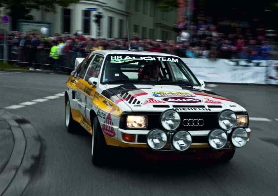 L'Audi quattro Sport