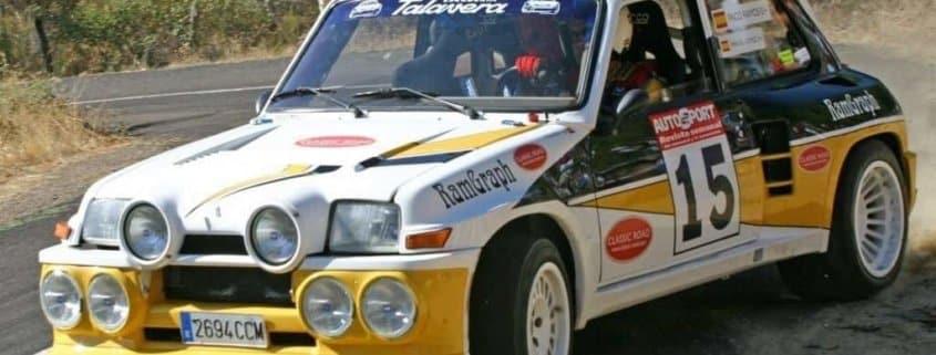 La Renault 5 Maxi Turbo