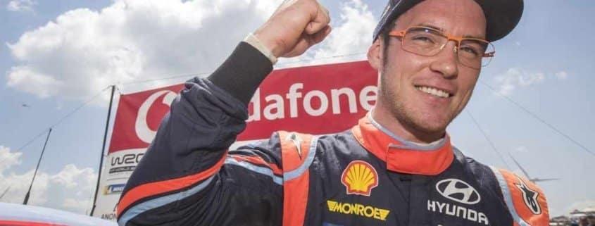 Thierry Neuville al Rally del Porogallo 2018