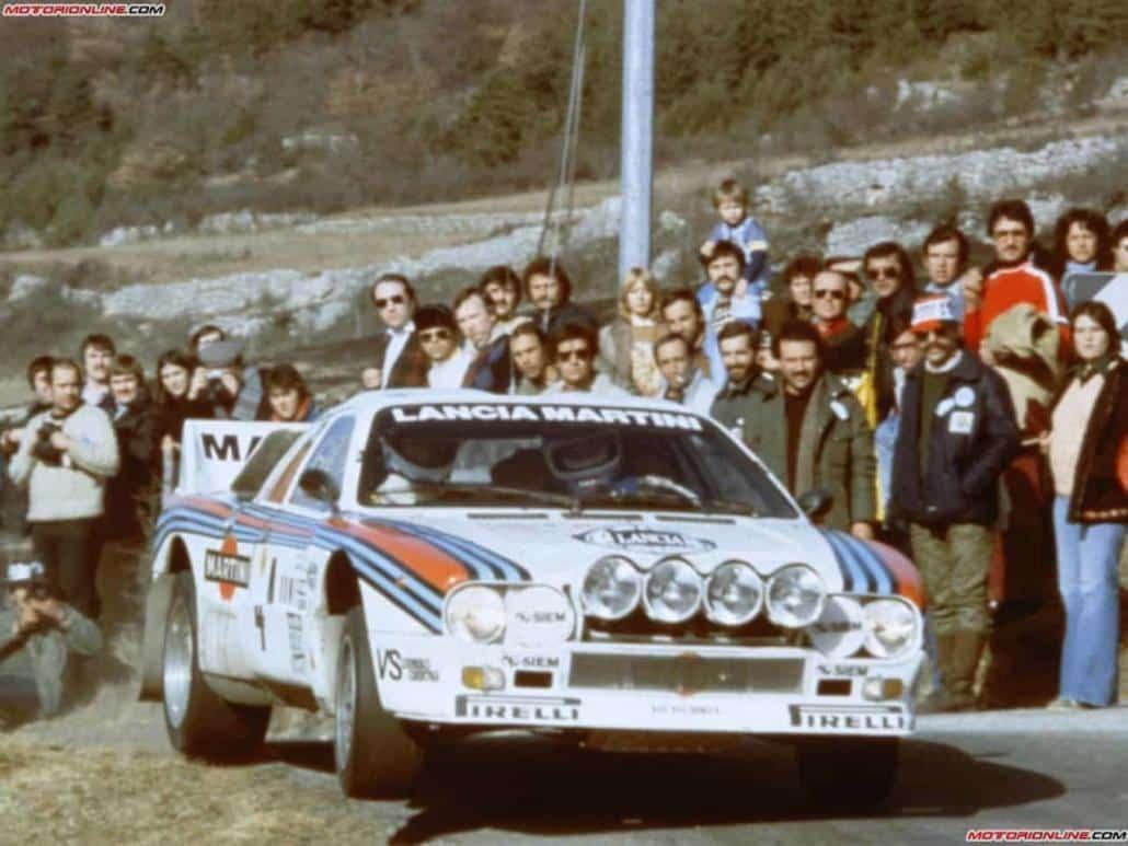 Il 14 dicembre 1981, Cesare Fiorio annuncia la nascita della Lancia Rally 037