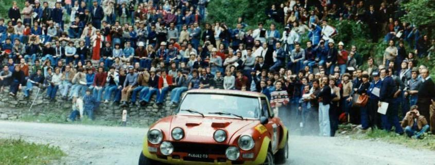 La Fiat 124 Abarth Rally rischiò di vincere il Mondiale Rally 1974
