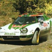 La Lancia Stratos fu la regina dei rally
