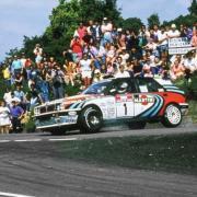 I quattro modelli di Lancia Delta HF erano imbattibili