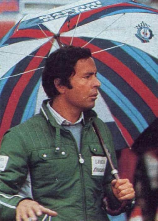 Cesare Fiorio capo di Lancia Alitalia nel 1975