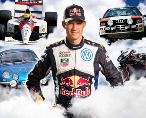 Sebastien Ogier è il pilota più pagato del WRC 2019