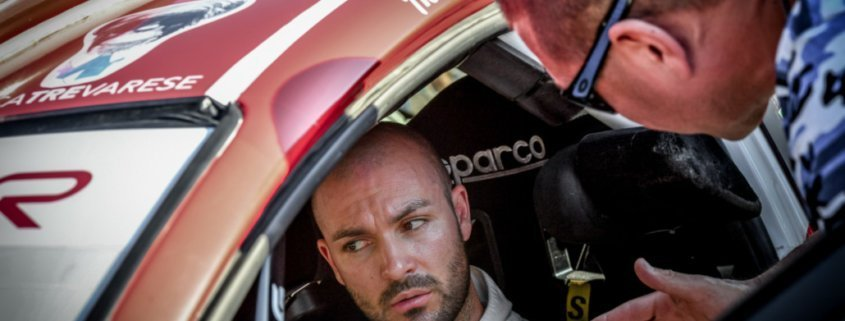 Andrea Crugnola al Rally Due Valli