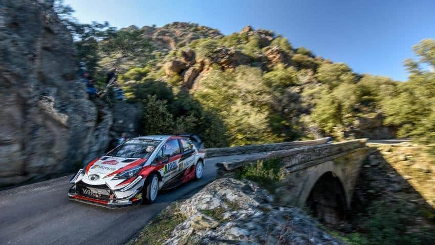La Toyota Yaris WRC Plus