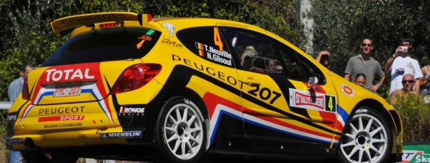 Thierry Neuville vince il Rally Sanremo 2011