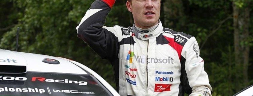 Jari-Matti Latvala, uno dei più importanti piloti WRC di inizio millennio