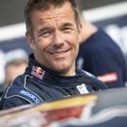 Sebastien Loeb al Rally d'Australia 2018
