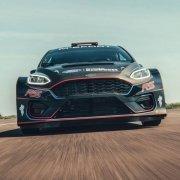La Ford Fiesta R5 Evo 2019 ha debuttato al Rally del Portogallo 2019
