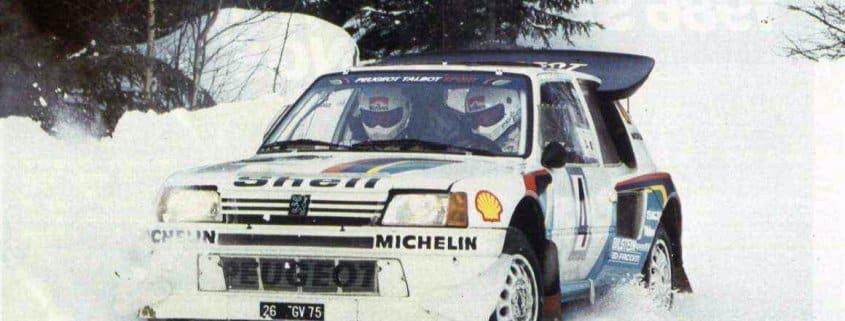 1986: Juha Kankkunen si aggiudica il suo primo Rally di Svezia