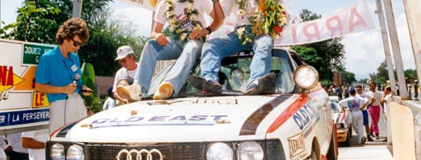 Aldo Riva, Audi 90 Gruppo A