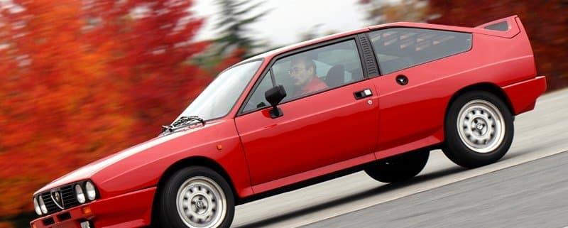 Storia di una cenerentola: Alfasud Sprint proto e rally