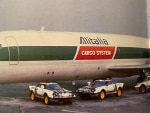 Alitalia nei rally nella foto di Pier Paolo Gardella