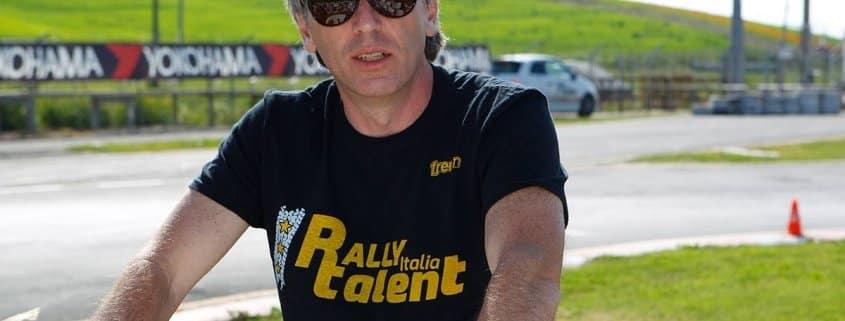 Andrea Dallavilla, campione italiano tutto casa e riservatezza