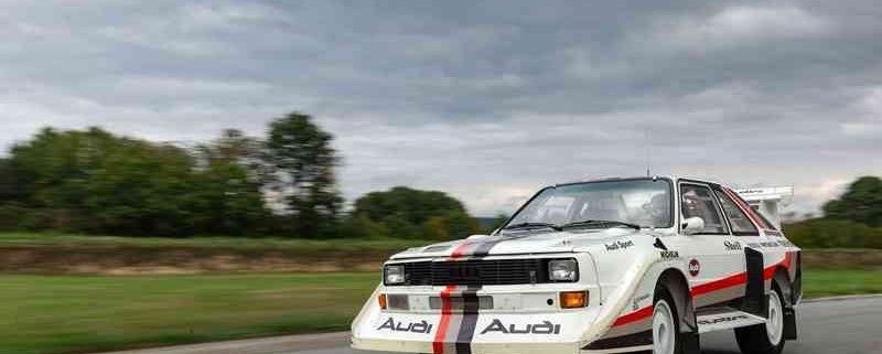 Fino a 1.300.000 euro per l'Audi quattro Sport S1