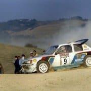 WRC, Rally di Sanremo 1986: minigonne, bandelle e fulmini