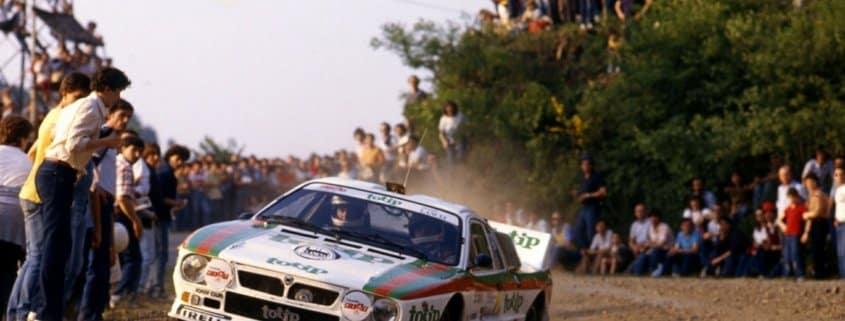 Carlo Capone e Gigi Pirollo vincitori al Rally della Lana