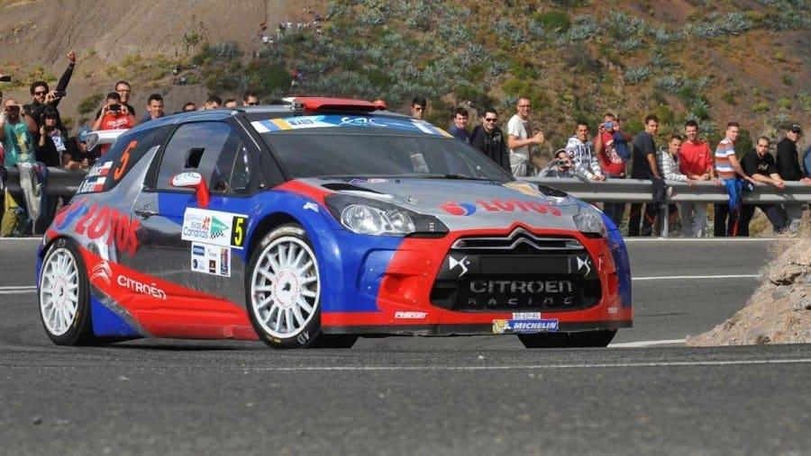 La Citroen DS3 RRC, poco meno di una WRC