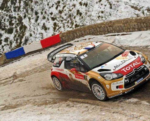 Citroen DS3 rally a confronto: R1, R3, WRC e XL, poi RRC