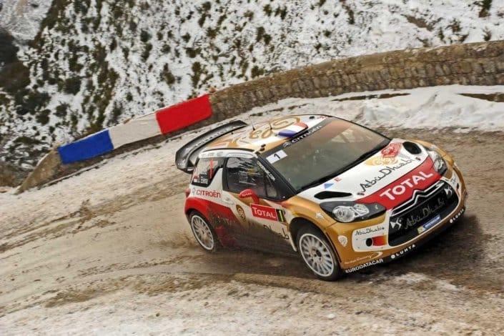 Citroen DS3 rally a confronto: R1, R3, WRC e XL, poi RRC