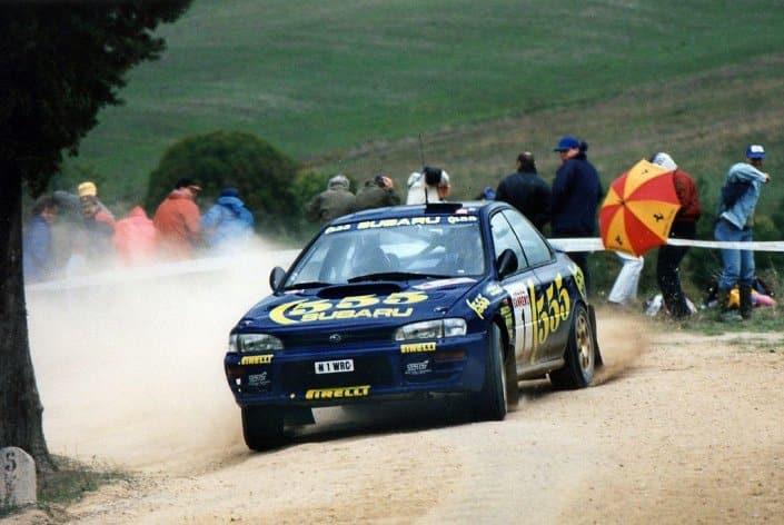 Rally di Sanremo 1996: o la va o la spacca e Colin va
